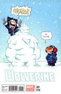 Wolverine Vol 5 1 Skottie Variant