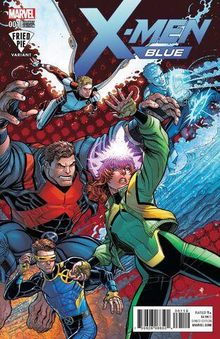 File:X-Men Blue Vol 1 1 Fried Pie Exclusive Variant.jpg