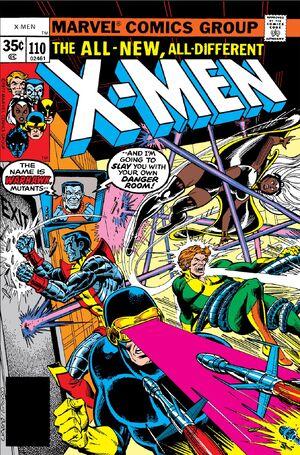 X-Men Vol 1 110