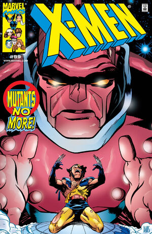 X-Men Vol 2 99
