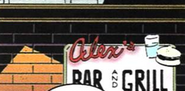 Alex's Bar and Grill from Spider-Man Made Men Vol 1 1 001