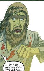Bruce Banner (Earth-14043) from Marvel Knights Hulk Vol 1 2 0001