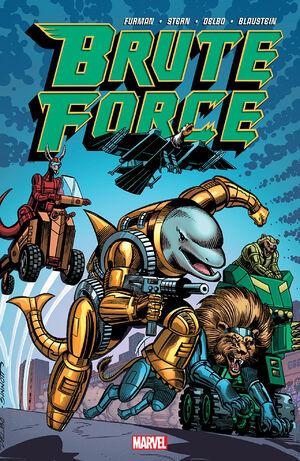 Brute Force TPB Vol 1 1
