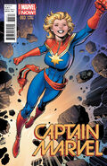 Captain Marvel Vol 8 3 Arthur Adams Variant