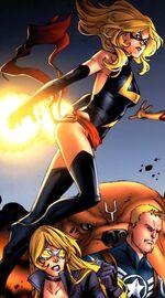 Carol Danvers (Earth-97161) from Avengers vs. Pet Avengers Vol 1 3 001