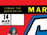 Conan the Barbarian Vol 1 14