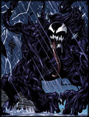 Edward Brock Jr. (Earth-1610) and Venom (Symbiote) (Earth-1610) from Ultimate Spider-Man Vol 1 38 0001