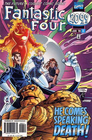 Fantastic Four 2099 Vol 1 6