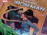 Infamous Iron Man Vol 1 8