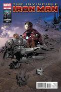 Invincible Iron Man Vol 1 515