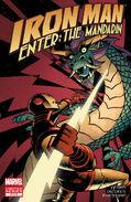 Iron Man Enter the Mandarin Vol 1 5