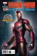 Iron Man Hong Kong Heroes Vol 1 1