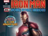 Iron Man: Hong Kong Heroes Vol 1 1