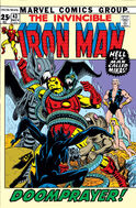 Iron Man Vol 1 43