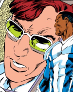 Kevin (Earth-616) from Amazing Spider-Man Vol 1 376 001