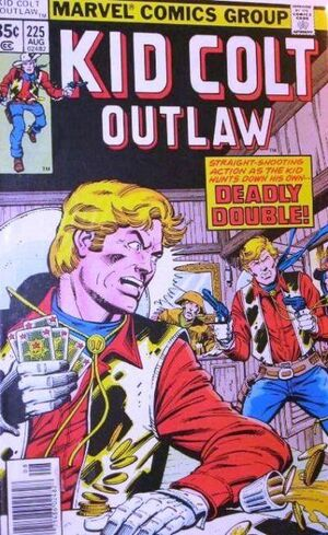 Kid Colt Outlaw Vol 1 225