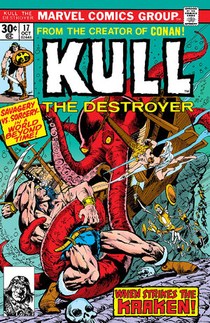 Kull the Destroyer Vol 1 17