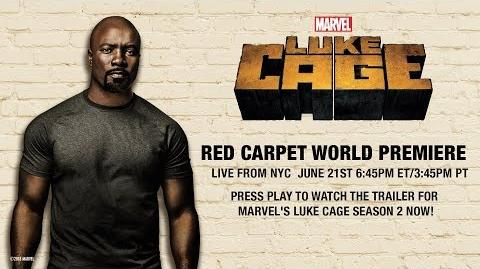 Marvel's Luke Cage Season 2 Red Carpet Premiere