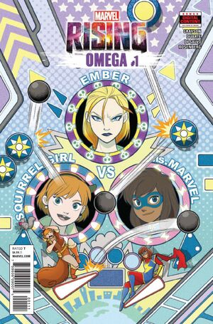 Marvel Rising Omega Vol 1 1
