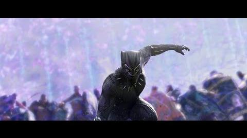 Marvel Studios' Black Panther - Pray