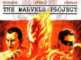 Marvels Project Vol 1 1