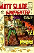Matt Slade, Gunfighter Vol 1 1