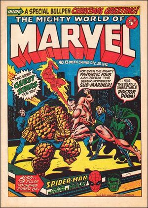 Mighty World of Marvel Vol 1 13