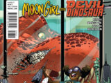 Moon Girl and Devil Dinosaur Vol 1 8