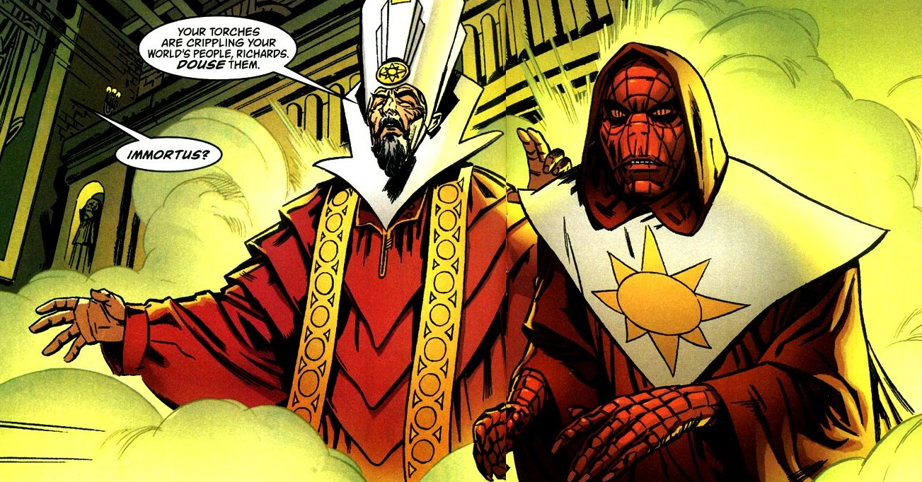 Image result for marvel comics immortus