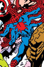 Peter Parker (Earth-8910) from Excalibur Vol 1 14 0001