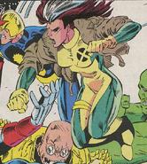 Rogue (Doppelganger) (Earth-616) Infinity War Vol 1 5