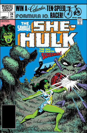 Savage She-Hulk Vol 1 24