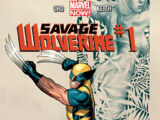 Savage Wolverine Vol 1