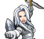 Silver Sablinova (Earth-TRN562) from Marvel Avengers Acadmey 005