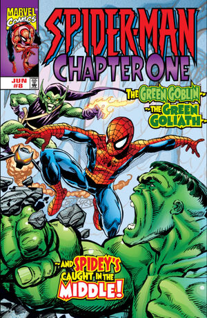Spider-Man Chapter One Vol 1 8