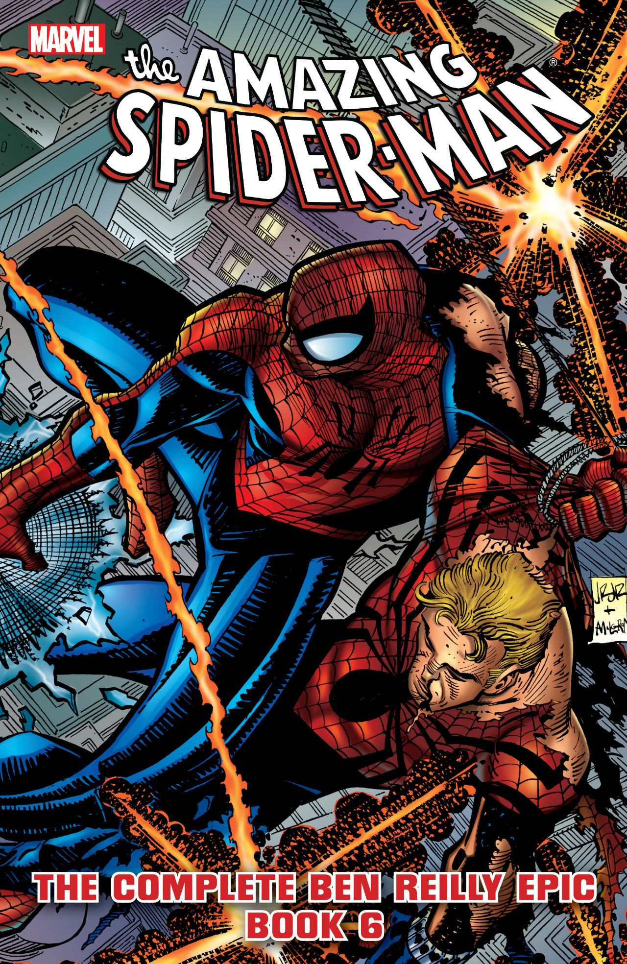 Spider-Man: The Complete Ben Reilly Epic Vol 1 6 | Marvel Database