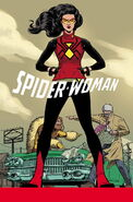 Spider-Woman Vol 5 9 Textless