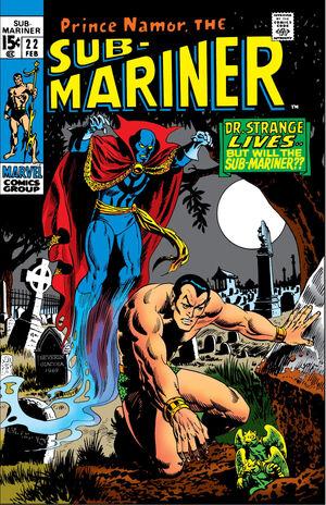 Sub-Mariner Vol 1 22