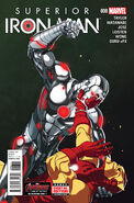Superior Iron Man Vol 1 8