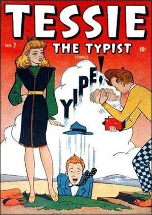 Tessie the Typist Vol 1 7