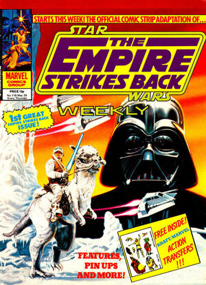 The Empire Strikes Back Weekly (UK) Vol 1 118