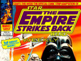 The Empire Strikes Back Weekly (UK) Vol 1