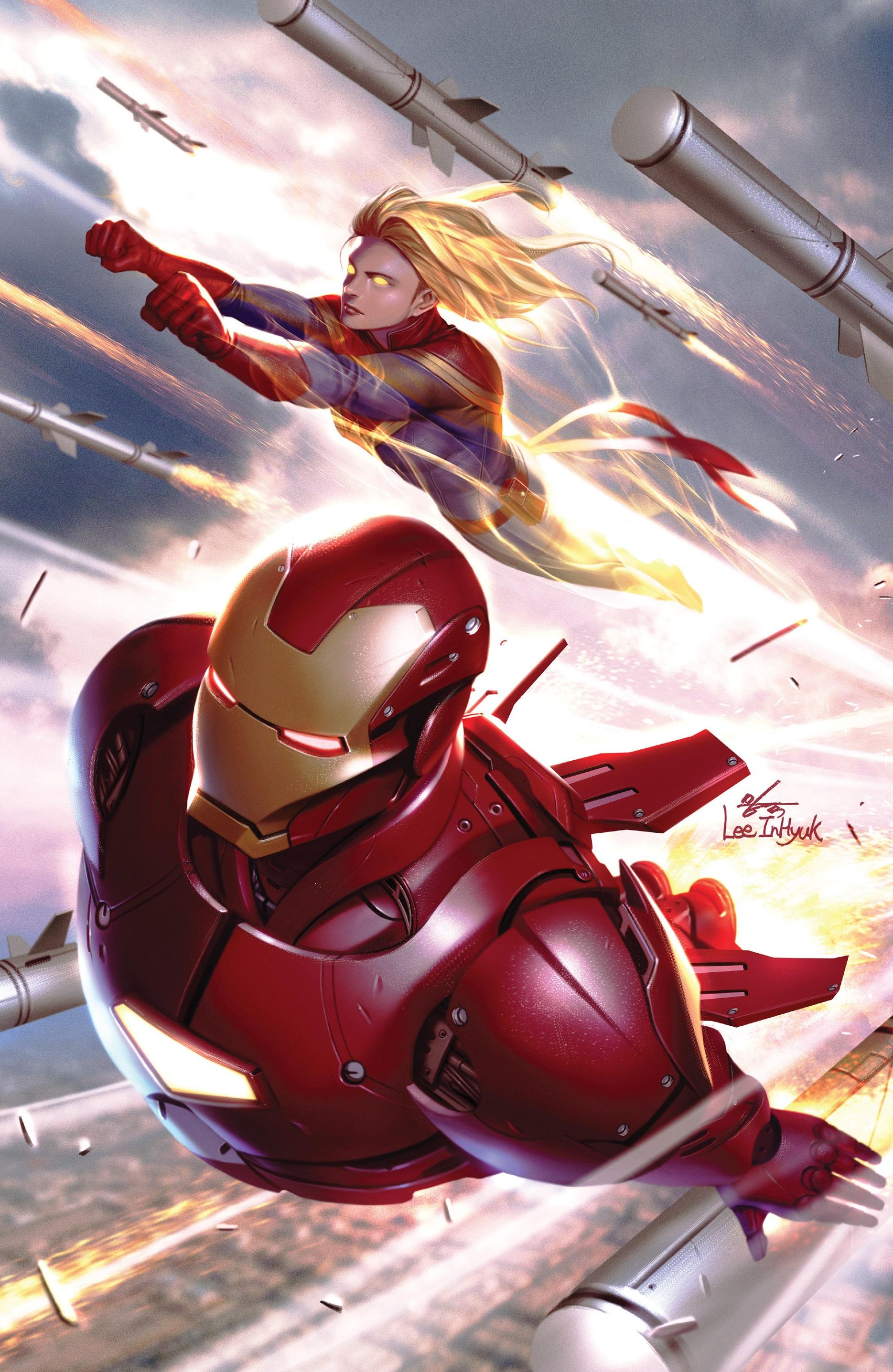 Iron Man #10 marvel comics SLOTT ZUB  COVER A 1ST PRINT Marvel Tony Stark