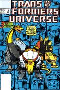 Transformers Universe Vol 1 3