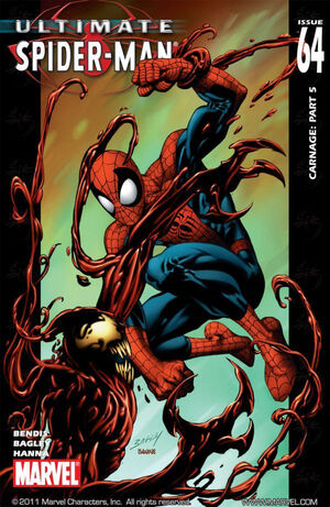 Ultimate Spider-Man Vol 1 64