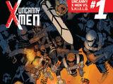 Uncanny X-Men Vol 3 19.NOW