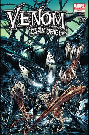 Venom Dark Origin Vol 1 5