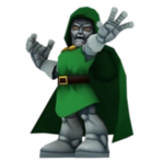 Victor von Doom (Earth-91119) from Marvel Super Hero Squad Online 001