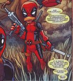 Wade Wilson (Earth-791021) from Deadpool Kills Deadpool Vol 1 3