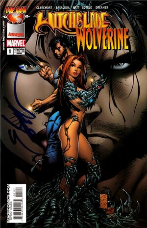 Witchblade Wolverine Vol 1 1